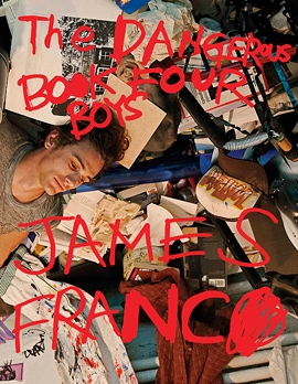 <p><em>The Dangerous Book Four Boys. James Franco</em>,</p>